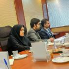 برگزاری سومین نشست کارگروه تخصصی ایمنی نانو